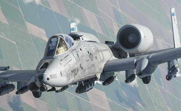 طائرة A-10