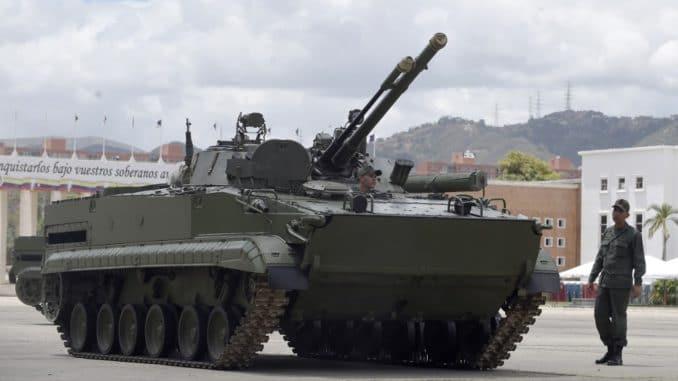 عربة BMP-3