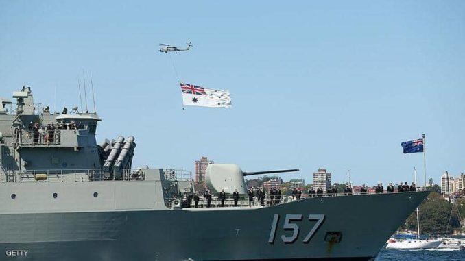 سفنية عسكرية