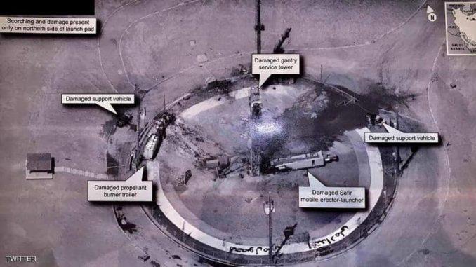 موقع إطلاق صواريخ