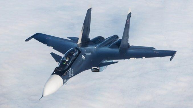 مقاتلة Su-30SM الروسية المتعددة المهام