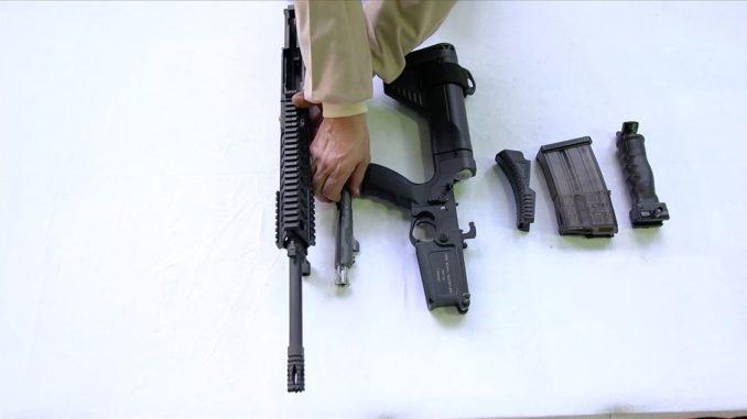بندقية MPT-6