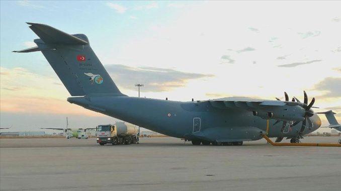 """طائرة من طراز """"A400M"""""""