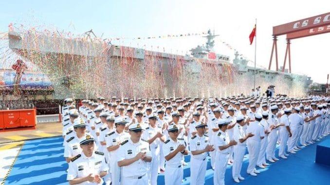 سفينة إنزال صينية