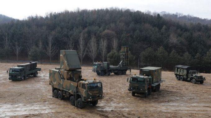 نظام الدفاع الصاروخي الكوري الجنوبي M-SAM