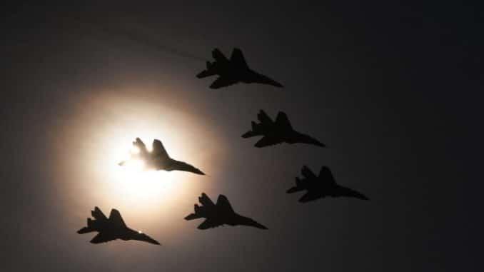 مجموعة مقاتلات ميغ - 29