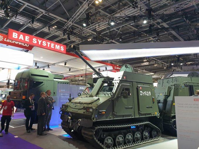 شركة BAE Systems