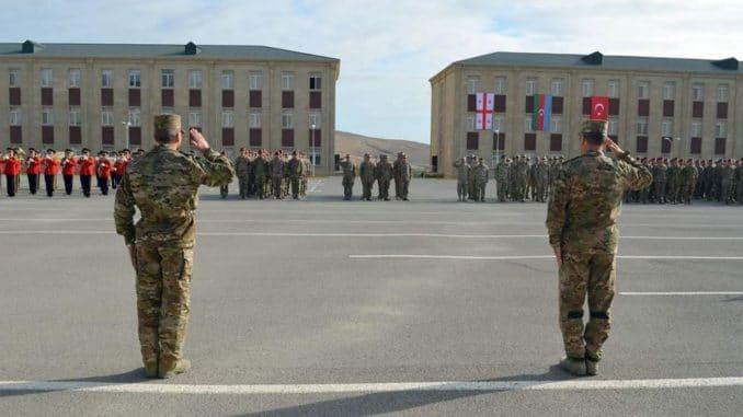 تدريب عسكري