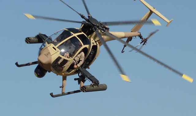 مروحية AH 6 i