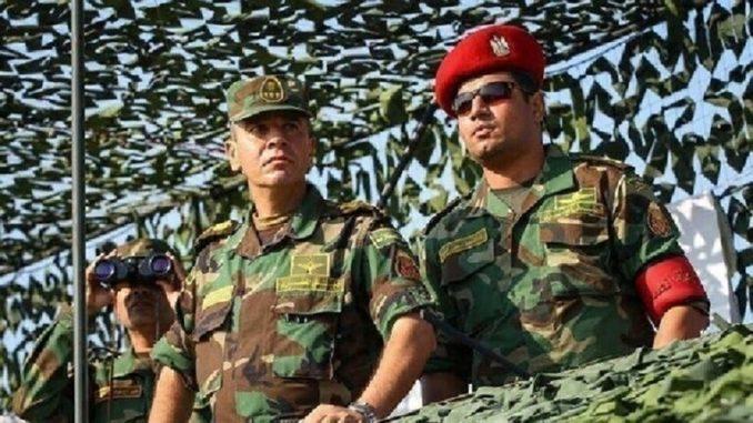عناصر من الجيش المصري (صورة أرشيفية)