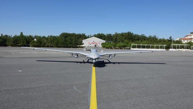 """طائرة """"أقينجي"""" بدون طيار"""