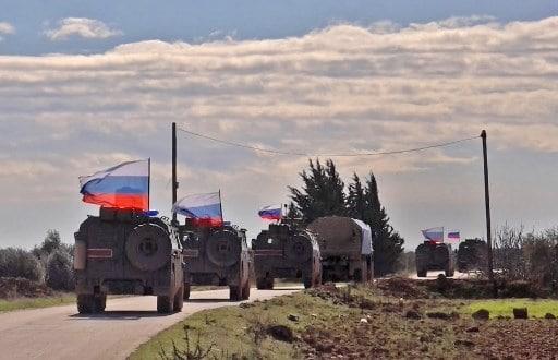 مركبات روسية
