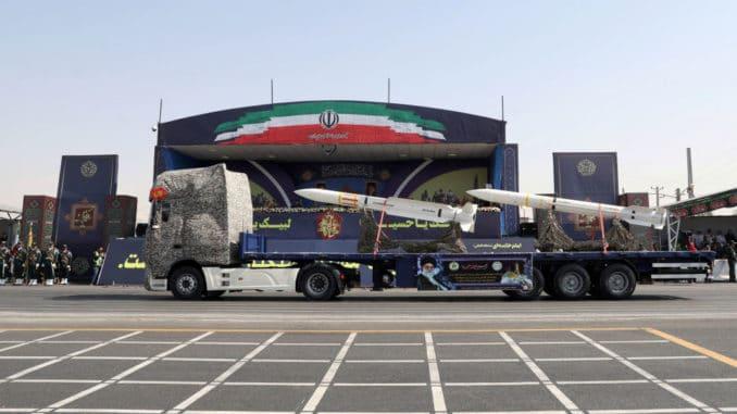 صاروخ إيراني