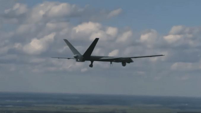 طائرة بدون طيار من طراز Orlan-30