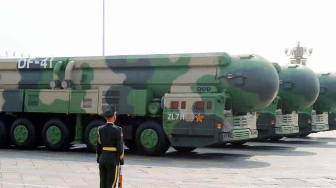 صاروخ DF-41