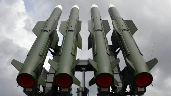 """منظومة دفاع جوي روسية من طراز """"بوك إم 2 أيه"""""""