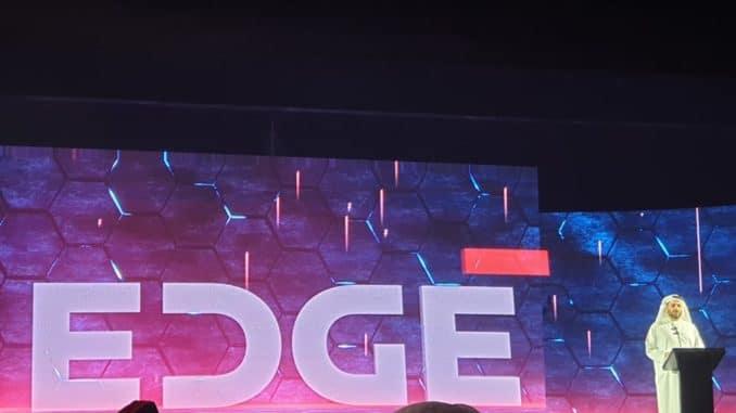 حفل إطلاق شركة إيدج في أبوظبي