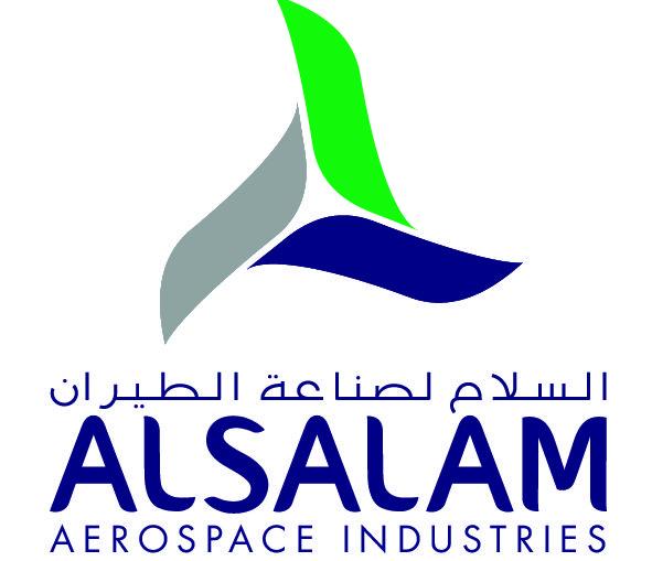 لوغو شركة السلام لصناعة الطيران