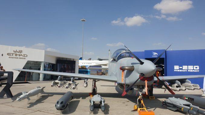 طائرة بي-250