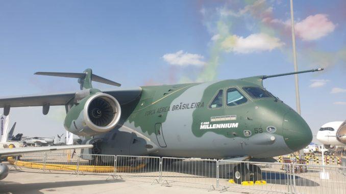 طائرة C-390