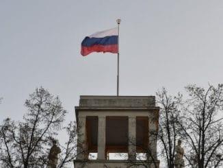 العلم الروسي