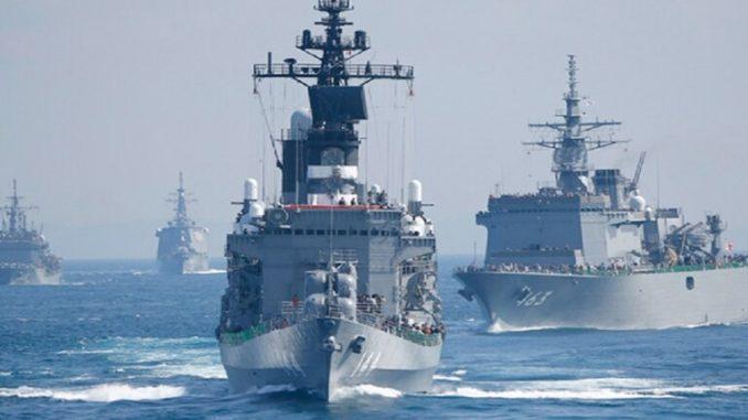 سفن حربية يابانية