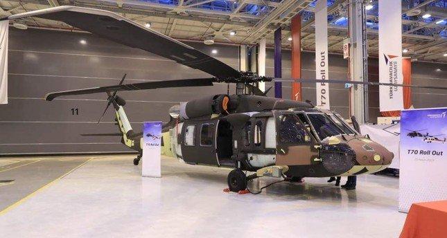 مروحية تي-70 التركية