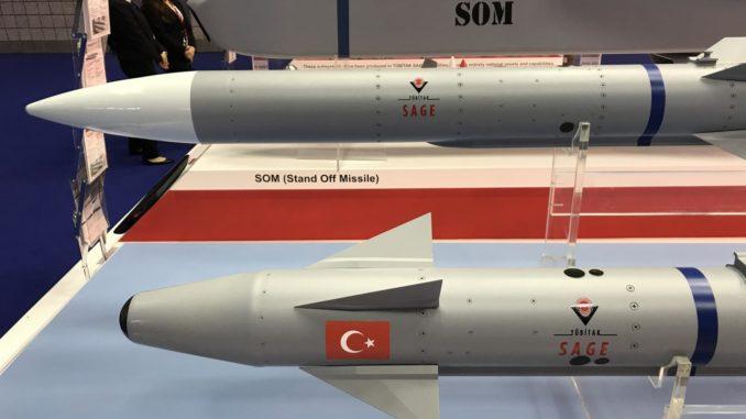 صواريخ تركية