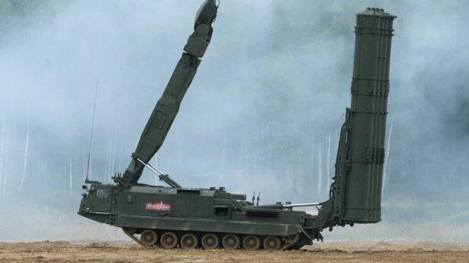 منظومة الدفاع الجوي إس-300 في إم