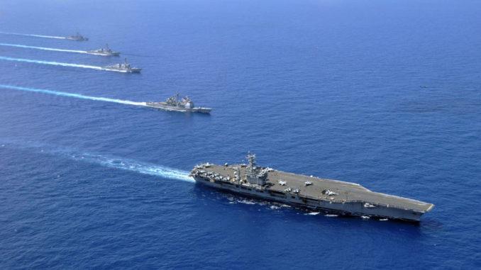 الأسطول البحري
