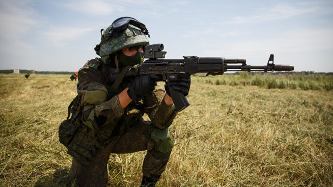 بندقية كلاشينكوف AK-47