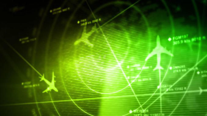 رادار لكشف الطائرات