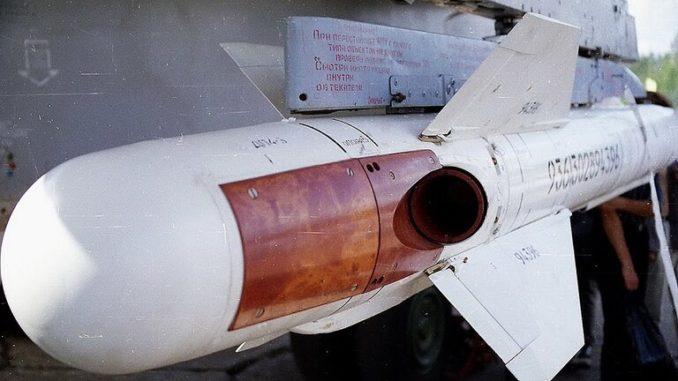 """صاروخ """"خا-25 إم"""" الروسي"""
