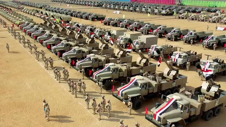 الجيش المصري يمتلك أحد أشهر المدافع الروسية.. ما هو؟
