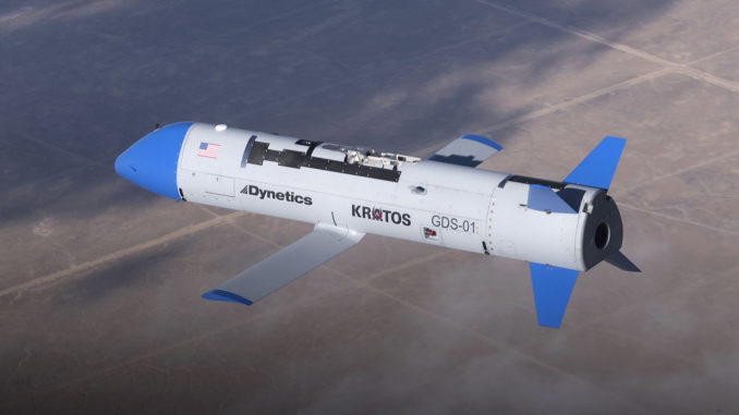 طائرة X-61A الأميركية بدون طيار