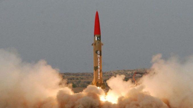 صاروخ حتف البالستي