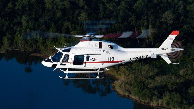 مروحية TH-119 من إنتاج شركة ليوناردو