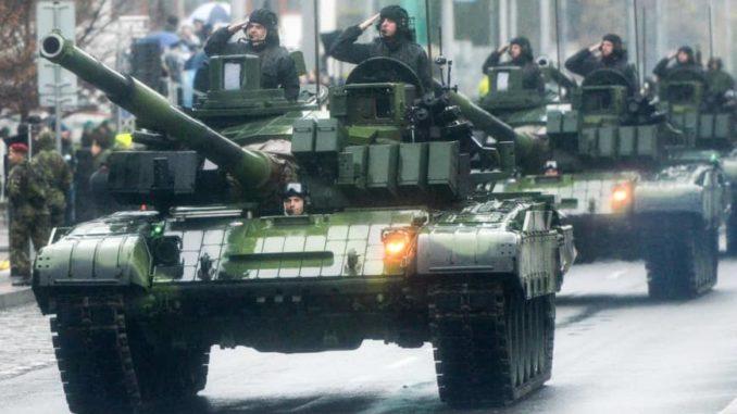 الجيش التشيكي