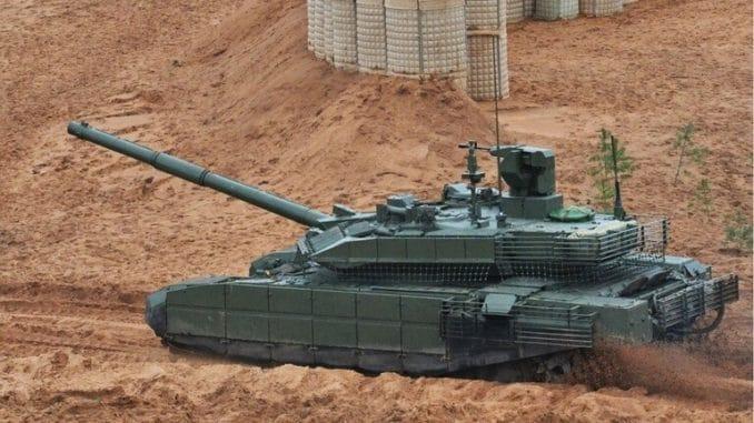 دبابة Т-90М