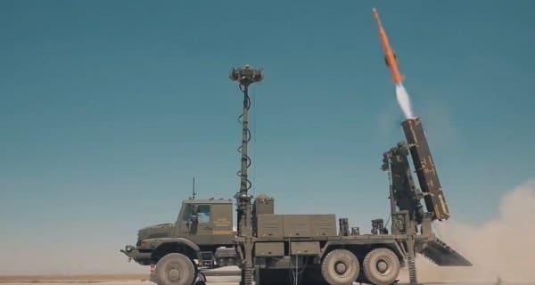 """صواريخ تركية من طراز """"حصار – إيه"""""""