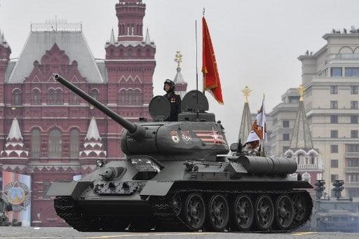 دبابة تي-34