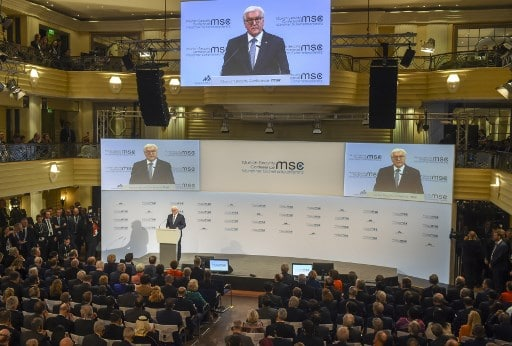 مؤتمر ميونخ