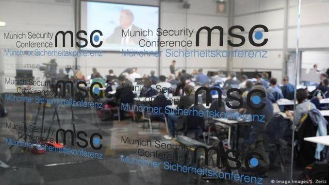 مؤتمر الأمن في ميونخ
