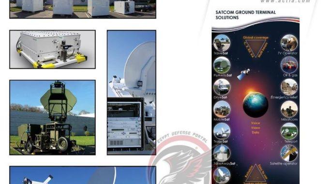 أنظمة الإتصال عبر الأقمار الإصطناعية