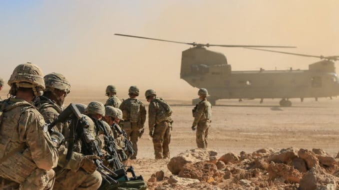 قاعدة عسكرية أميركية في العراق