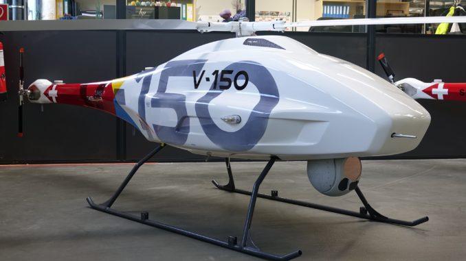طائرة V-150