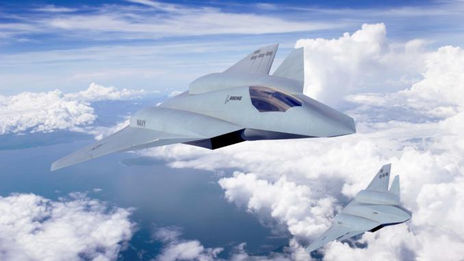 مقاتلة الجيل السادس الأميركية F / A-XX