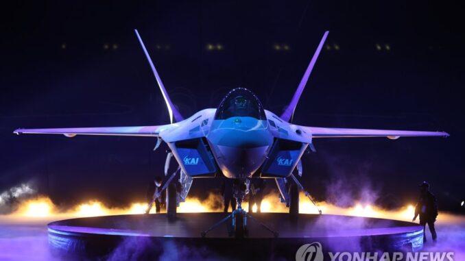 مقاتلة KF-X