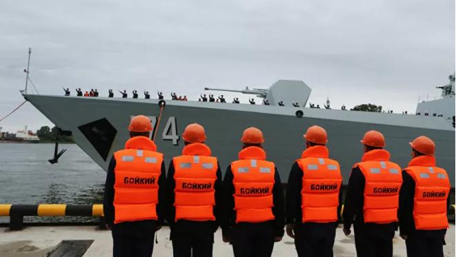 سفينة صينية من طراز تايب - 75