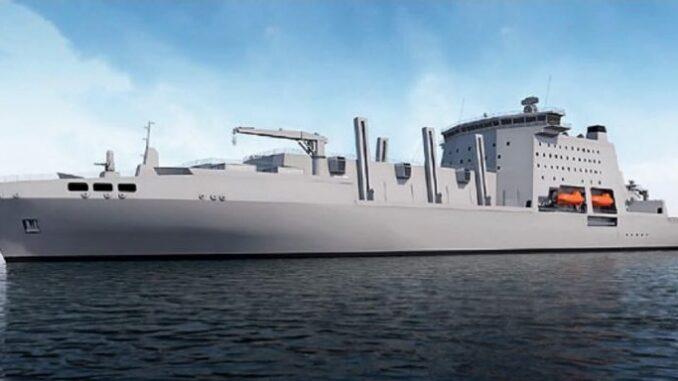 سفينة حربية بريطانية